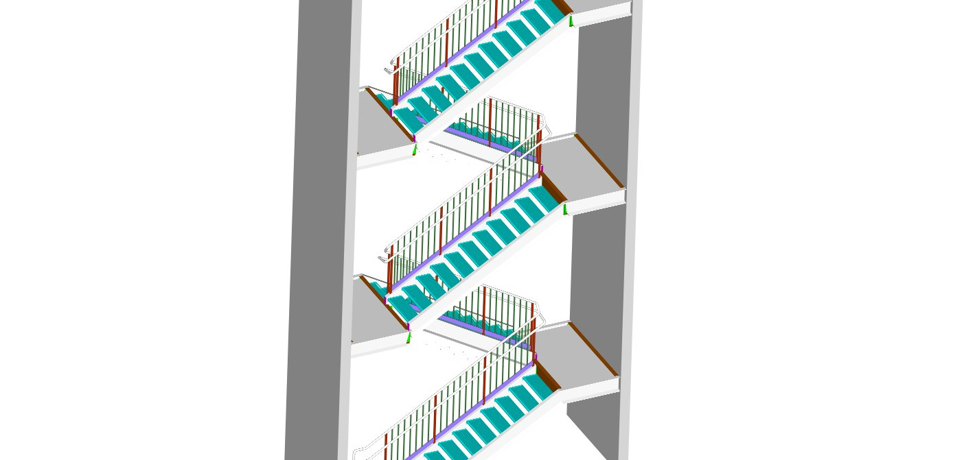 3d Staircase Drawing 3d Stairs Drawing 3d Stair